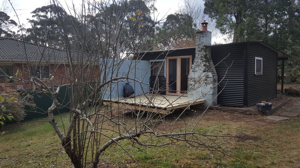 budget building renovation in bundanoon